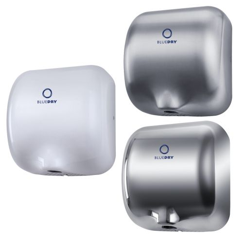 BlueDry Eco Dry Hand Dryer | 550-1800 watts | High Speed - Image1