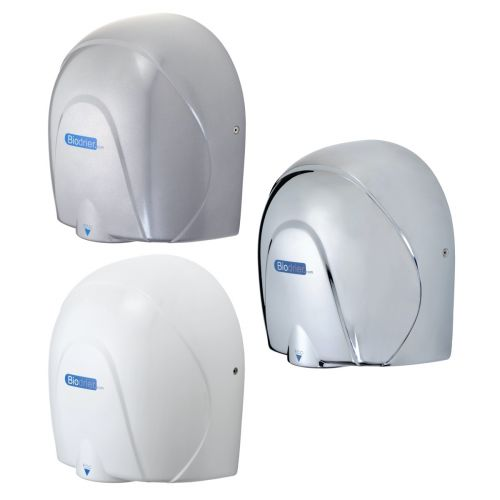 Biodrier Eco Hand Dryer | 0.65-0.9kW | High Speed & Anti Vandal - Image1