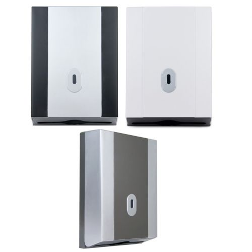 Square Paper Hand Towel Dispenser - Image1