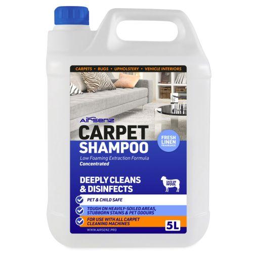 Airsenz Professional Carpet Shampoo | Extraction Formula - Image1