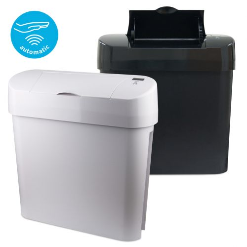 Automatic Sanitary Bin | 15 Litres | Maximum Hygiene - Image1