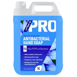 Blue Antibacterial Soap 5L x 2 - small Image
