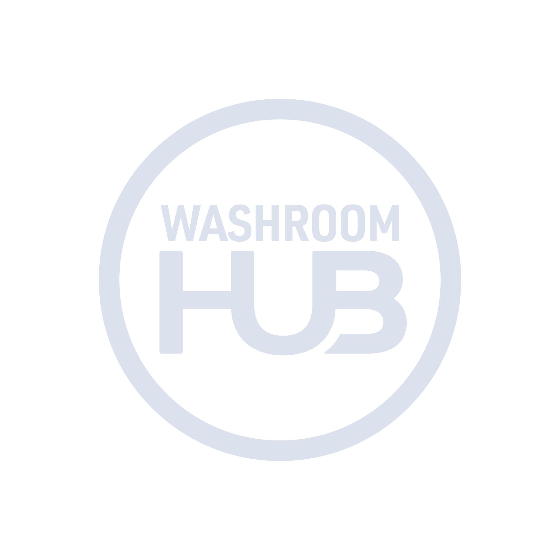 Fast Dry Mini Jet High Speed Hand Dryer | 880 watts | White - small Image